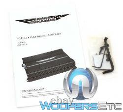Image Dynamics Sq1400.5 5 Canaux 1400w Composants Haut-parleurs Subwoofer Amplificateur