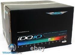 Image Dynamique Idq10 V. 4 D4 10 Sub Double 4 Ohms 1000w Max Subwoofer Nouveau
