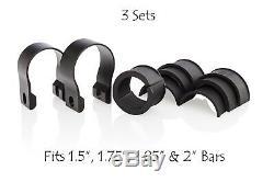 Imperméables À L'eau Marine Atv Rzr Utv Haut-parleurs Bluetooth Audio Subwoofer Stéréo Système