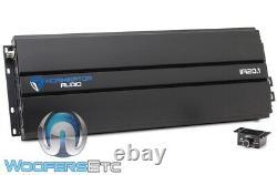 Incriminateur Audio Ia20.1 Monobloc 2800w Rms Subwoofers Basse Classe D Amplificateur