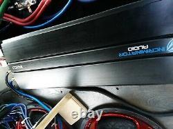 Incriminateur Audio Ia20.1 Monoblock 2800w Rms Subwoofers Amplificateur Basse Classe D