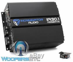 Incriminator Audio Ia30.1 Monobloc De Rms Subwoofers Basse Amplificateur De Classe D