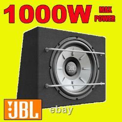 Jbl 12 Inch 1000w Voiture Audio Subwoofer Driver Basse Stage Sub Woofer Boîte Originale