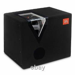 Jbl Gt-12bp Voiture Audio 12 Subwoofer Bandpass Haut-parleur Box Trunk Suv Sub Enclosure