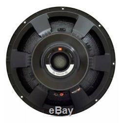 Jbl Sélénium Subwoofer 1200w (2400w Maxpower) 18 8 Ohms De Voiture Haut-parleur