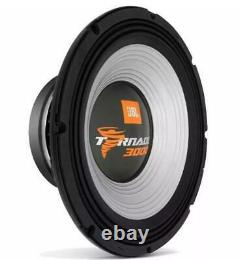 Jbl Subwoofer Tornado 3000w 18 1500 Wrms 4 Ohms Speaker Car Audio