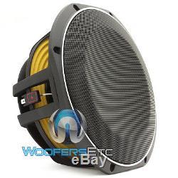 Jl Audio 10tw1-4 10 600w Max 4 Ohms Tw1 Bas Du Subwoofer Profil Haut-parleur Mince Nouveau