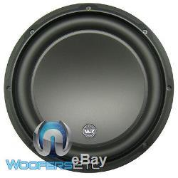 Jl Audio 10w3v3-4 Voiture 10 Sub 1000w Max 4 Ohm Caisson De Basses-parleurs Bass New 10w3