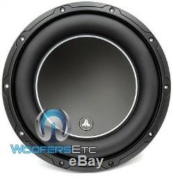 Jl Audio 10w6v3-d4 10 600w Dual Voice Coil 4 Ohms Voiture Subwoofer Haut-parleur Nouveau