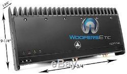 Jl Audio 1200 / 1v3 Monobloc Amp Subwoofers Slash Les Haut-parleurs Amplificateur Nouveaux