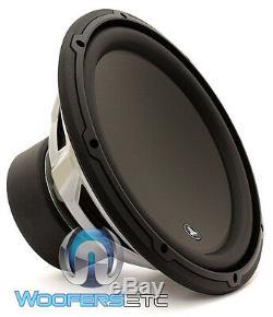 Jl Audio 12w3v3-2 Voiture 12 Sous 2 Ohms 1000 Watts Max Caisson De Basses-parleurs Bass Nouveau
