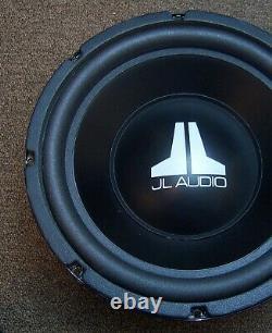 Jl Audio 12w6 Woofer Recone Service / Haut-parleur Re-cône / Réparation Subwoofer