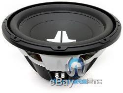 Jl Audio 15w0v3-4 15 1000w Max Sub Simple 4 Ohms Caisson De Graves Pro-parleurs Bass Nouveau