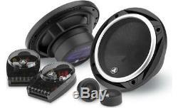 Jl Audio C2-650 6,5 Pouces 2 Way 200 Watts Component Speaker System