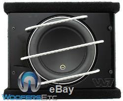Jl Audio Cls110rg-w7ae 10 750w Rms 10w7ae-3 Subwoofer Étanche Basse Boîte