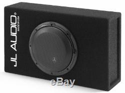 Jl Audio Cp106lg-w3v3 Boîtier À Sous-loaded 6.5 Portage Subwoofer Box