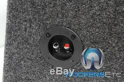Jl Audio Cp210-w0v3 10 10w0v3-4 Chargé Subwoofers Ported Enceinte Acoustique Bass Box Nouveau