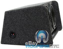 Jl Audio Cp212-w0v3 (2) 12 12w0v3-4 Subwoofers Haut-parleurs Loaded Ported Basse Box