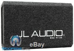 Jl Audio Ho110-w6v3 10 Sous 2 Ohms Chargé Subwoofer Enclosure Parleurs Bass Nouveau