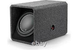 Jl Audio Ho112-w6v3 12 Sub Loaded Subwoofer Enceinte Enceinte Haut-parleur & Box Nouveau