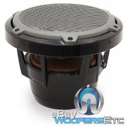 Jl Audio M12ib6-cg-tb 12 600w Rms Noir Marine Subwoofer Pour Bateaux-parleurs Bass Nouveau