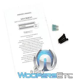 Jl Audio Mx300 / 1 Monobloc De Compact Marine Rms Atv Moto Amplificateur Nouveau