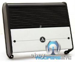 Jl Audio Xd500/3v2 Amp 3 Canaux Composants Haut-parleurs Subwoofer Amplificateur De Voiture Nouveau