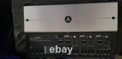 Jl Audio Xd700 /5v2 700w 5 Chaîne Classe D XD Voiture Subwoofer Haut-parleur Amplificateur