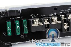 Kenwood Kac-d8105 5channel 1600w Haut-parleurs Composant Tweeters Caisson De Graves Amplificateur