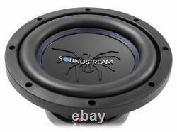 Le Bcp Soundstream. 8 8 20cm 250w Rms Car Audio Subwoofer Quality Bass Speaker