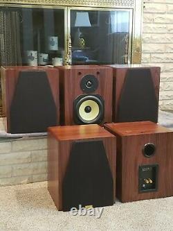 Legacy Audio Surround Sound Haut-parleurs Et Subwoofer