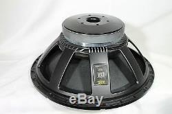 Lx-18040p Lex Audio 18 Haut-parleur, 2000w, Remplace Transducteur Rcf18p400 Woofer