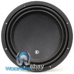 Memphis 15 Mcr12d4 Sub 12 DVC 4 Ohms Voiture Audio Max 600w Subwoofer Nouveau