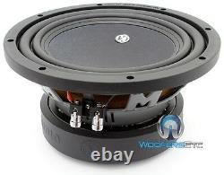 Memphis 15-mcr10s4 Sub 10 Svc 600w Max Voiture Audio Basse Subwoofer Haut-parleur Nouveau