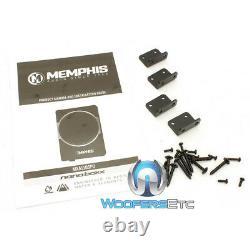 Memphis Audio Mxa110spd 10 Marine Boat Subwoofer Speaker & Bass Box & Amplificateur