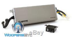 Memphis Audio Mxa5.600 600w 5 Canaux Rms Moto Bateau Marine Amplificateur Voiture