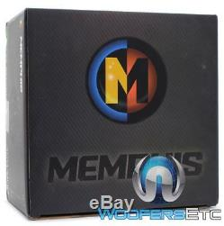 Memphis Brx1044 10 Sous 800w Max Dual 4 Ohms Voiture Audio Subwoofer Parleurs Bass Nouveau