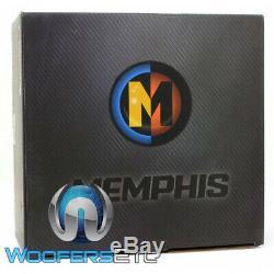 Memphis Brx1240 12 Sous 800w Max De 4 Ohms Caisson De Graves Enceintes Bass Nouveau
