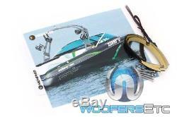 Memphis Mxa1044 10 Sub Double 4 Ohms Marine Subwoofer Bass Boat Nouveau Président