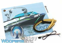 Memphis Mxa1244 12 Sub 500w Dual 4-ohm Marine Subwoofer Bass Boat Speaker Nouveau