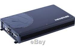 Memphis Prx1000.1 Amp Monobloc De Rms Haut-parleurs Subwoofers Ampli Basse