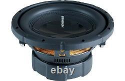 Memphis Prx124 12 600w Max Single 4-ohm Voiture Audio Subwoofer Basse Haut-parleur Nouveau
