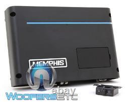 Memphis Prxa600.1 Monoblock 1200w Max Subwoofers Haut-parleurs Bass Car Amplificateur Nouveau