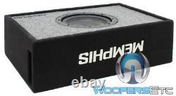 Memphis Prxe8s 8 400w 4 Ohms Subwoofer 100% Enclosed Mdf Ported Basse Box Speaker
