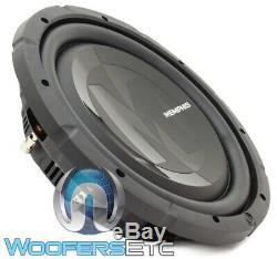 Memphis Prxs1244 12 700w Sous 4 Ohms Double Shallow Mince Caisson De Basses-parleurs Bass Nouveau