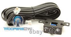 Memphis Srx1.750d Monoblock 750w Rms Subwoofers Speakers Bass Car Amplificateur Nouveau