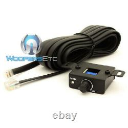 Memphis Srx250.1 Amp Monoblock 500w Subwoofers Speakers Bass 2 Ohm Amplificateur Nouveau