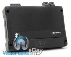 Memphis Viv1500.1 Monoblock 3000w Max Subwoofers Haut-parleurs Basse Dsp Amplificateur Nouveau