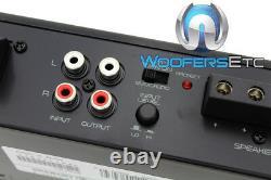 Memphis Viv700.1 Monoblock 1400w Max Subwoofers Haut-parleurs Bass Car Amplificateur Nouveau