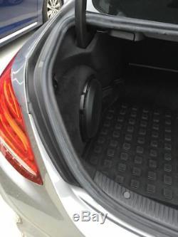 Mercedes Classe C W205 Furtif Sub Président Du Boîtier Sound Box Audio Bass 10 12